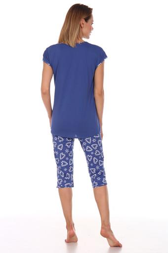 Пижама Мыши Бриджи (синий)