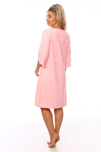 Сорочка Лада (розовый)