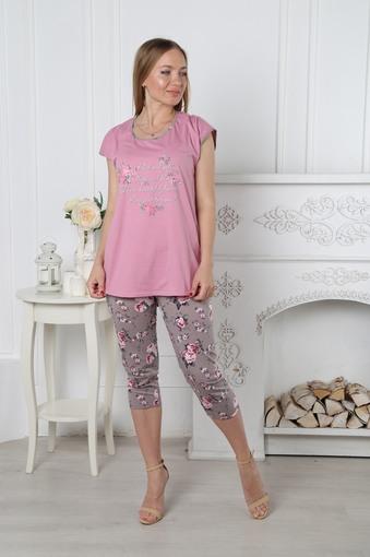 Пижама Роза