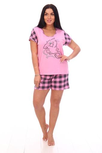 Пижама Лапушка (розовый)